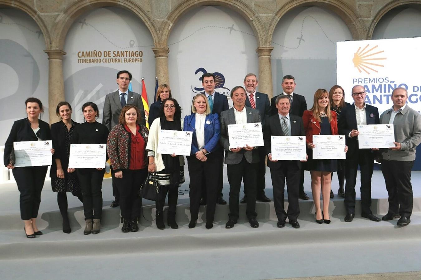 Somos premio Camino de Santiago 2017
