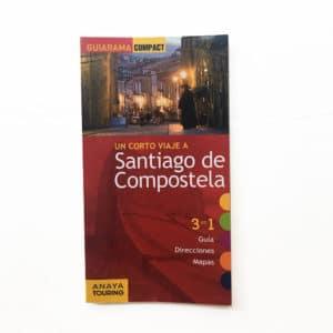 Publicaciones en Ideas Peregrinas, Un Corto viaje a Santiago de Compostela