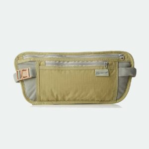Travel Money belt invible Camino de Santiago.