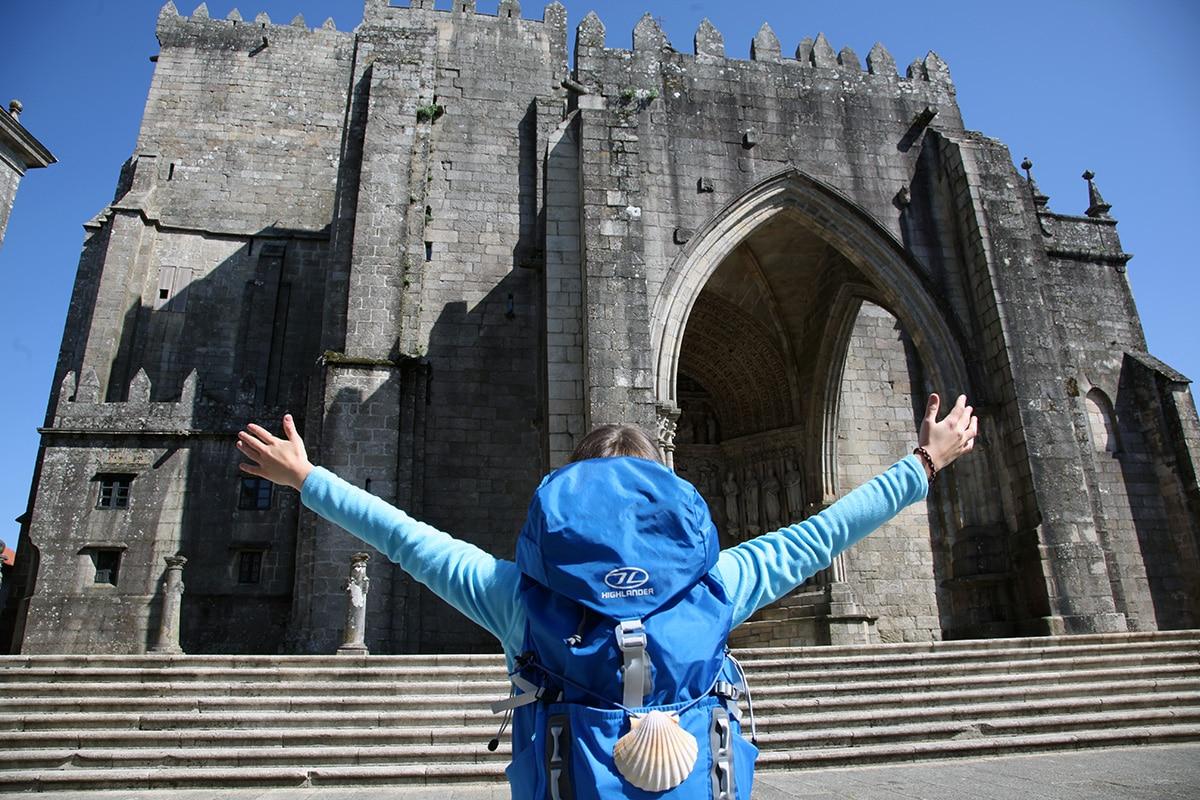 Peregrina Catedral de Tui